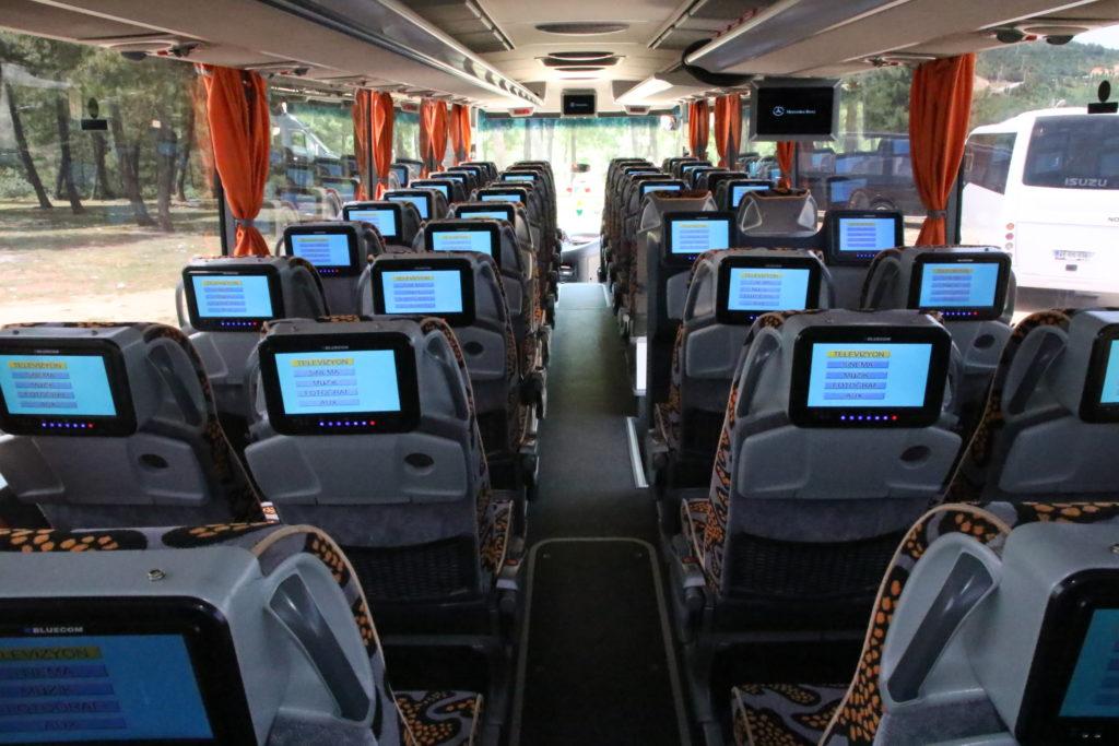 Yurtiçi Yolcu Taşımacılığı - iletişim Otobüs Kiralama Ankara
