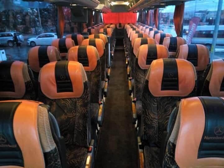 46 Kişilik Otobüs Kiralama