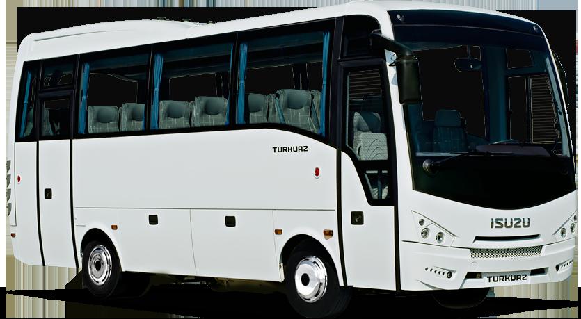 yarım otobüs kiralama 31 kişilik midibüs kiralama D2 Yetki Belgeli Minibüs