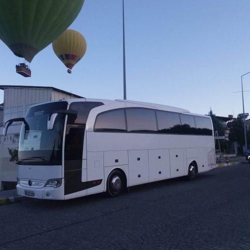 Yurtdışı Yolcu Taşımacılığı 46 Kişilik Otobüs Kiralama Fiyatı